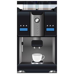 Profi Kaffeemaschine - Kaffeevollautomat