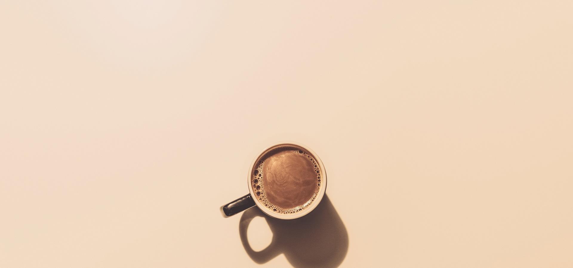 Kaffeevollautomat mit Kakao